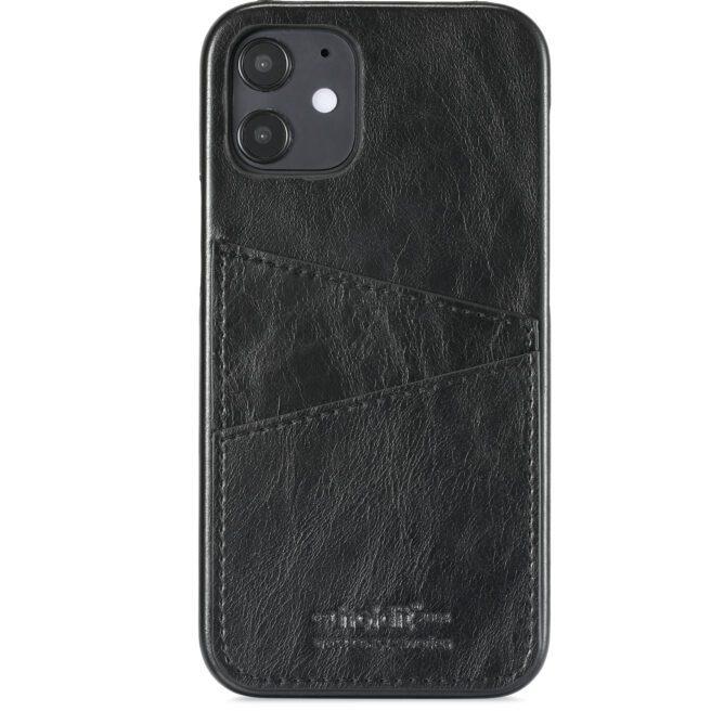Holdit- iPhone 12/12 PRO - Skal med kortfack