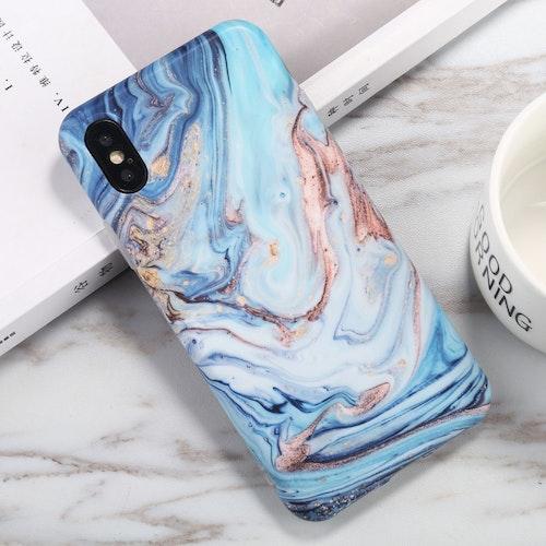 Marmor -skal för iPhone Xs Max