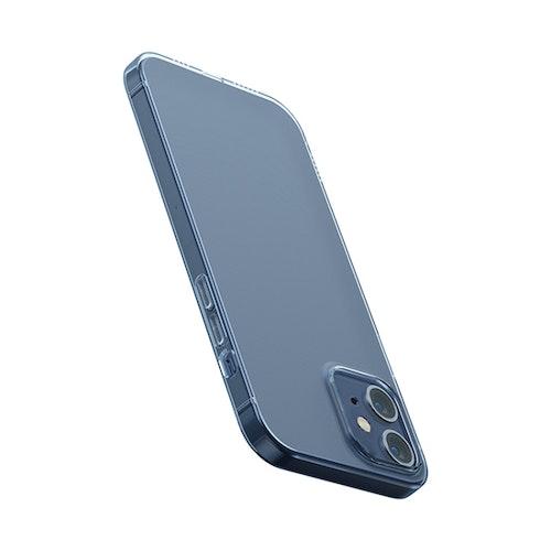 Transparent stilrent skal till iPhone 12 / 12 PRO