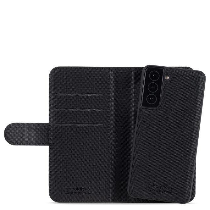 Holdit- PLÅNBOKSFODRAL MAGNET- Samsung Galaxy S21