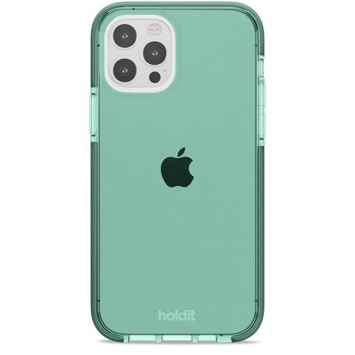 Holdit-  Mobilskal Seethru- iPhone 12 / 12 PRO