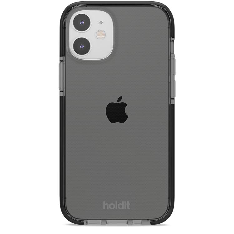 Holdit-  Mobilskal Seethru- iPhone 12 mini