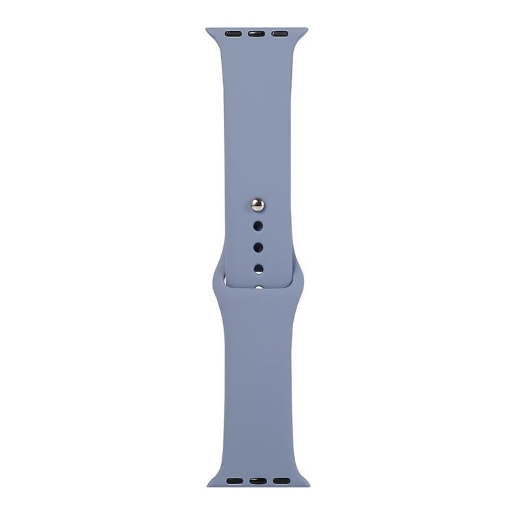 Silikon armband Apple Watch 42/44 mm S/M