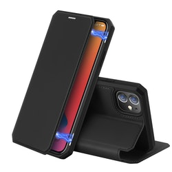 Tunn plånbok för iPhone 12 / 12 PRO
