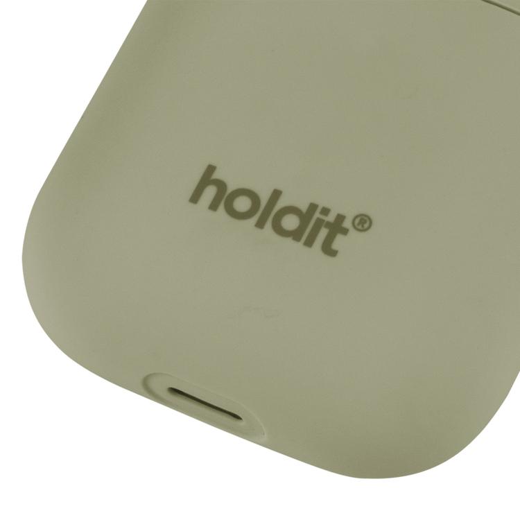 AirPodsfodral silikon- Holdit