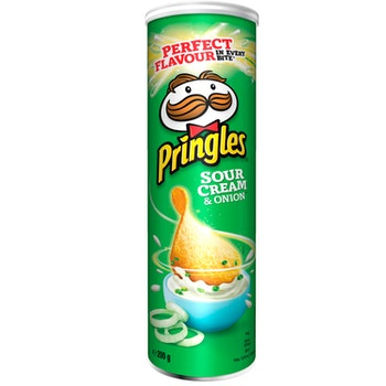 Sourcream & Onion 200g Pringles