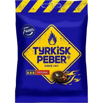 Tyrkisk peber 120g Fazer