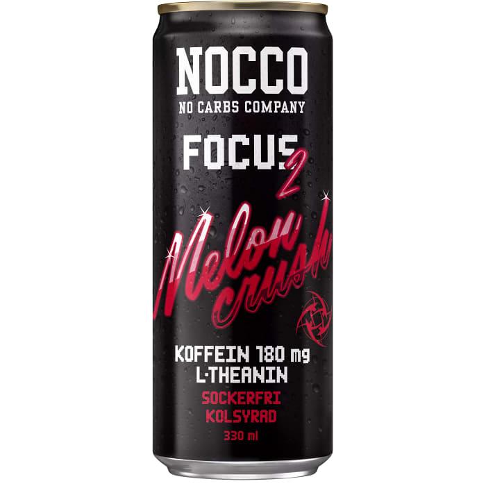 Focus Melon crush 33cl Nocco