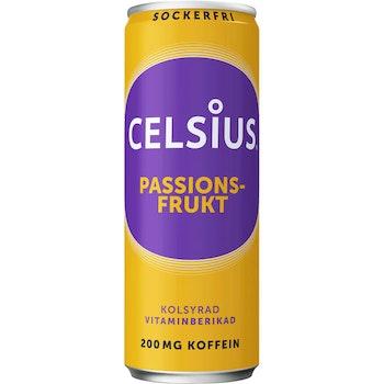 Passionsfrukt 35,5cl Celsius