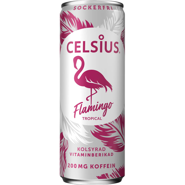 Flamingo 35,5cl Celsius