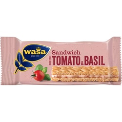 Sandwich Cheese tomato & basil 40g Wasa
