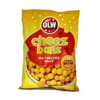 Cheese Ballz 160g OLW