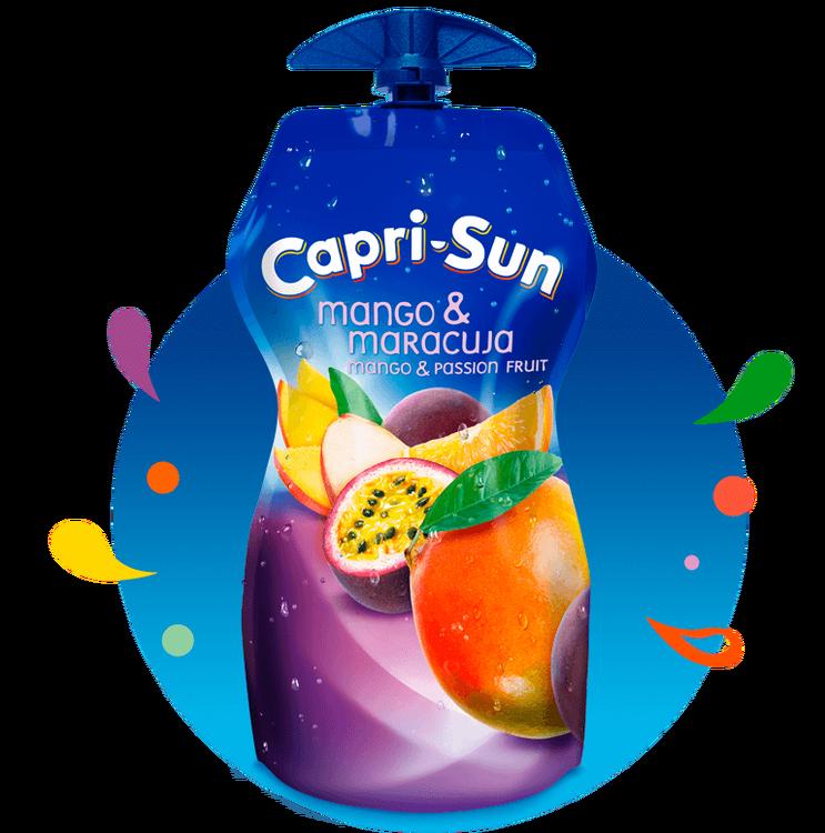 Capri-Sun Mango-Maracuja