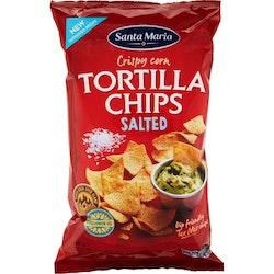 Tortilla chips Salted 185g Santa Maria
