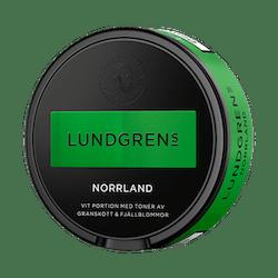 Lundgrens Norrland Vit Portionssnus