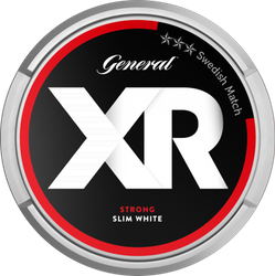 XR General Slim White Portion Strong