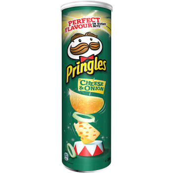 Chips Cheese & onion 200g Pringles