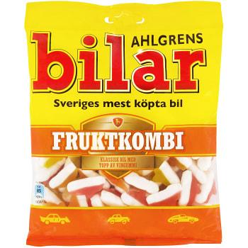Bilar Fruktkombi 125g Ahlgrens Bilar