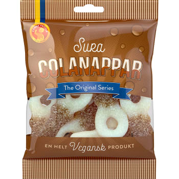 Colanappar sura 80g Candypeople