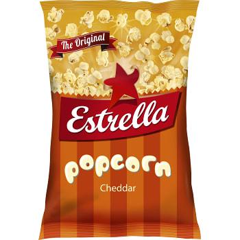 Indian Popcorn Cheddar 90g Estrella