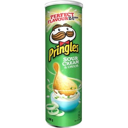 Chips Sourcream & onion 200g Pringles