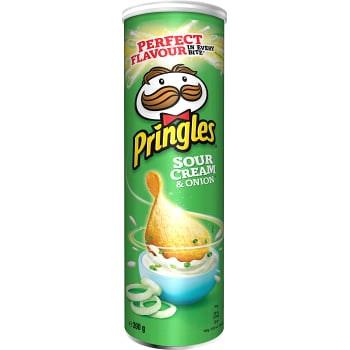 Chips Sourcream & onion 200g Pringles