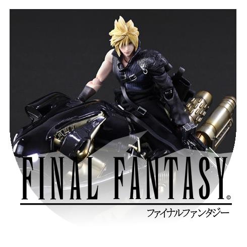 Final Fantasy - Ediya Shop