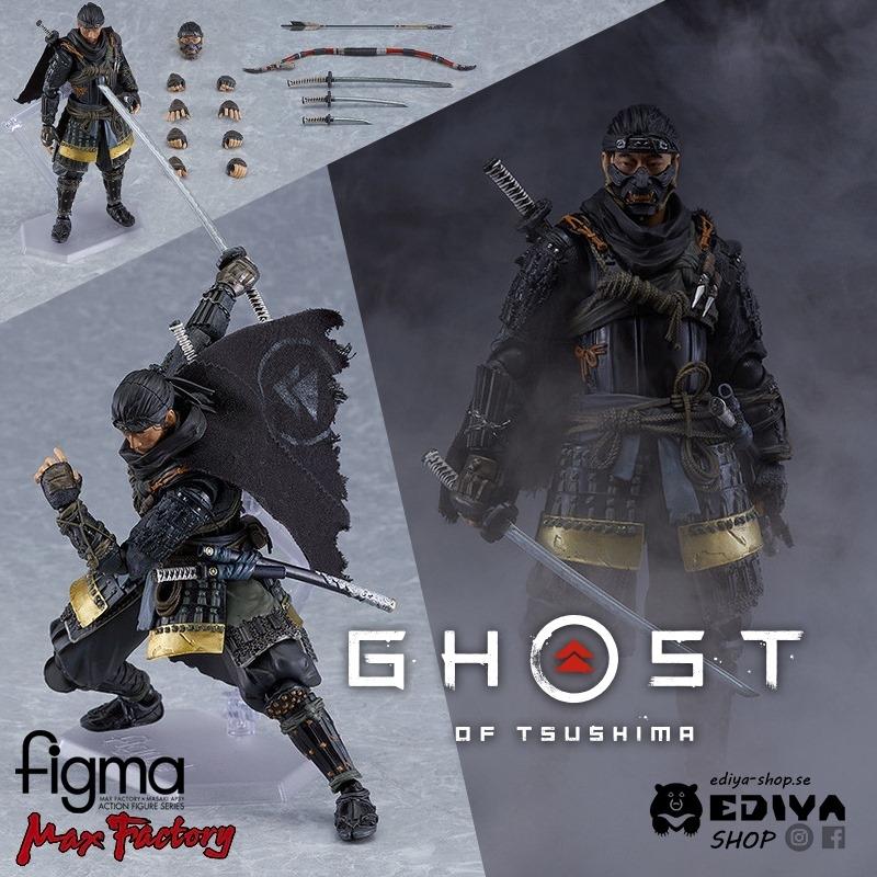 Ghost of Tsushima Jin Sakai Figma