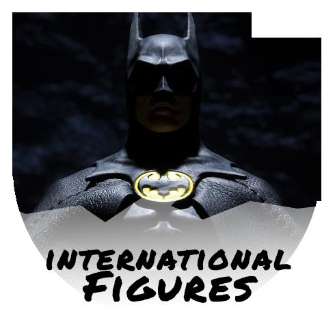 Internationella karaktärer - Ediya Shop