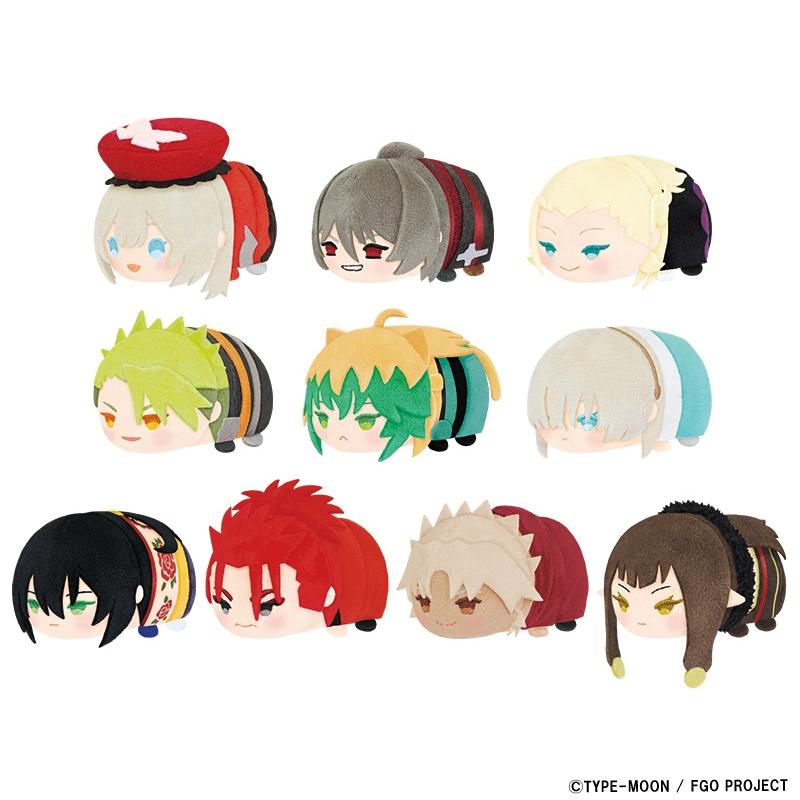 Mochi Mochi Mascot Fate/Grand Order Vol.6