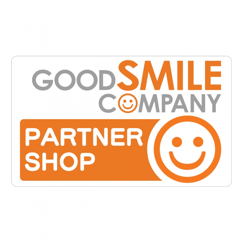 Official partner to Good Smile Company!