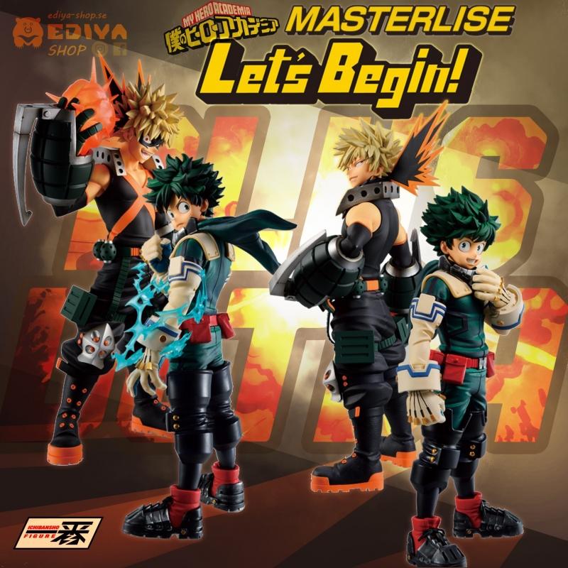 New My Hero Academia Ichibansho Let's Begin! March 2021