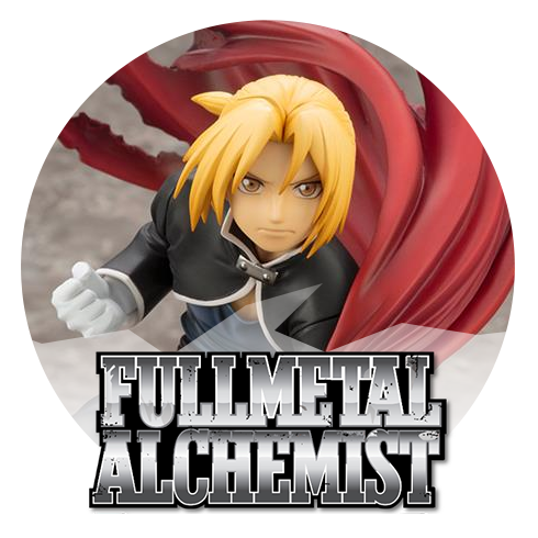 Fullmetal Alchemist - Ediya Shop