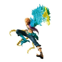 PRE-ORDER ETA 2021/2 - One Piece Marco Scultures Big World Figure Colosseum 6 Vol.6