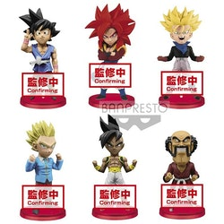Dragon Ball GT SS 4 Gogeta WCF Vol.2