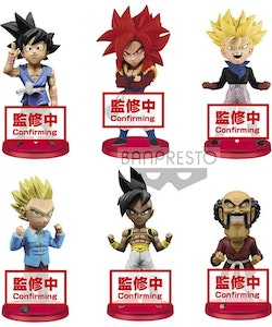 Dragon Ball GT SS Trunks WCF Vol.2