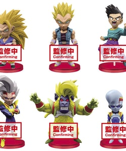 Dragon Ball GT SS Vegeta WCF Vol.3