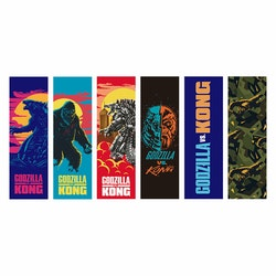 Godzilla vs. Kong Towel Ichibansho Godzilla vs. Kong (F)
