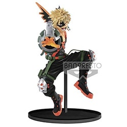 My Hero Academia Katsuki Bakugo Banpresto Figure Colosseum Vol.7