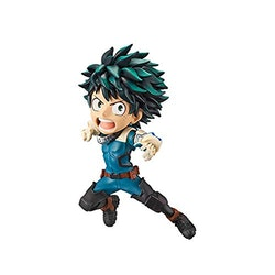 My Hero Academia WCF Heroes Rising Set of 6 Figures