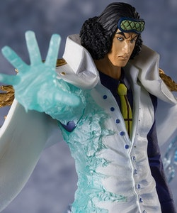 One Piece, Kuzan, Aokiji, The Three Admirals, Figuarts ZERO