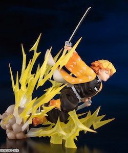 Demon Slayer: Kimetsu no Yaiba Agatsuma Zenitsu Breath of Thunder Figuarts ZERO