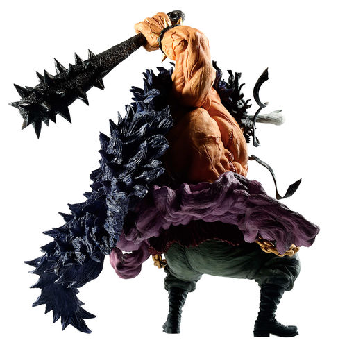 PRE-ORDER ETA 2020/11- One Piece, Kaido, Full Force, Ichibansho