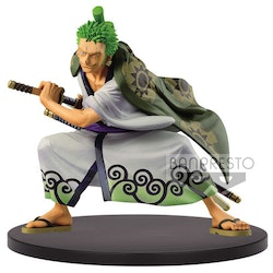 PRE-ORDER ETA 2020/9 - One Piece, Roronoa Zoro, Wano Kuni, King of Artist