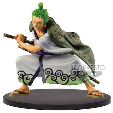 One Piece Roronoa Zoro -Wano Kuni- King of Artist