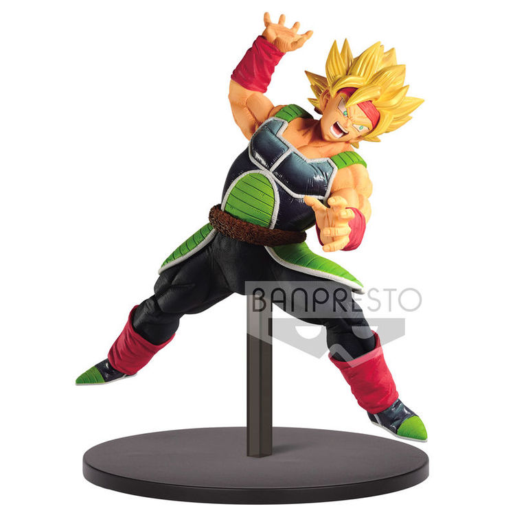 PRE-ORDER ETA 2020/11 - Dragon Ball, SS Bardock, Super Warrior II Vol.4