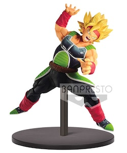 Dragon Ball SS Bardock Super Warrior II Vol.4