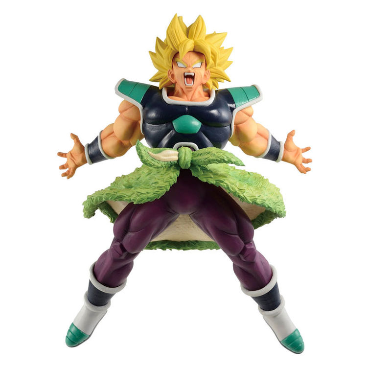 Dragon Ball Z, Super Saiyan Broly, Rising Fighters, Ichibansho