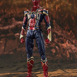 Marvel Avengers: Endgame Iron Spider (Final Battle Edition) S.H.Figuarts