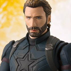 Marvel Avengers: Infinity War Captain America S.H.Figuarts